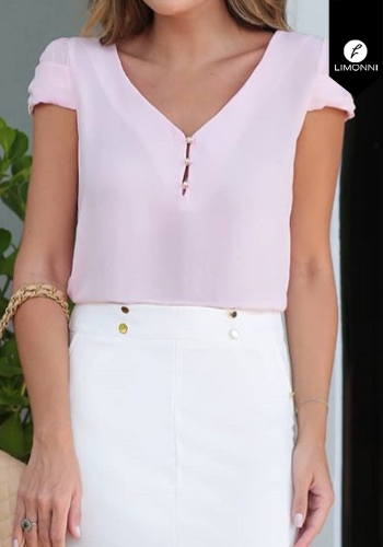 Blusas para mujer Limonni Claudette LI2179 Casuales