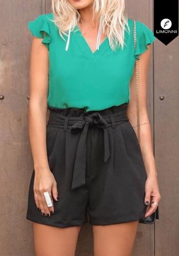 Blusas para mujer Limonni Claudette LI2180 Casuales