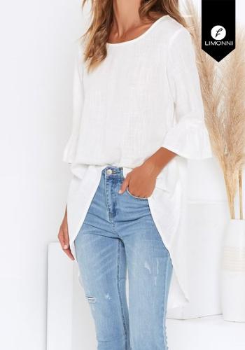 Blusas para mujer Limonni Claudette LI2181 Casuales