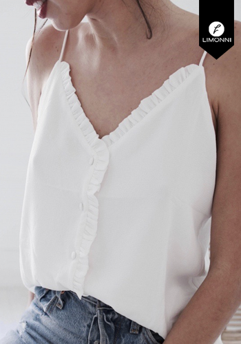 Blusas para mujer Limonni Claudette LI2187 Casuales
