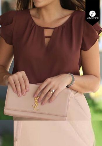 Blusas para mujer Limonni Claudette LI2191 Casuales