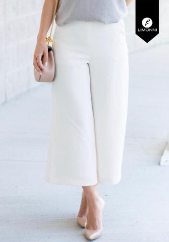 Pantalones Limonni Claudette LI2192 Cortos elegantes