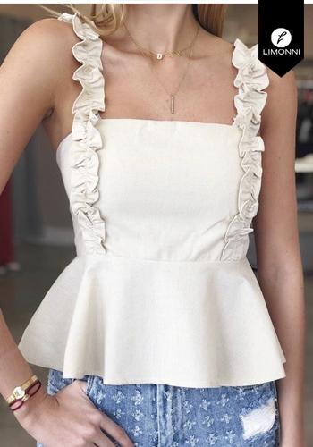 Blusas para mujer Limonni Claudette LI2200 Casuales
