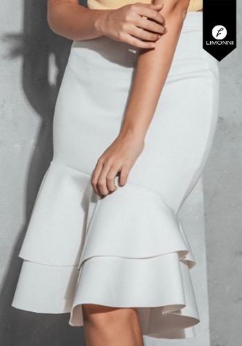 Faldas para mujer Limonni Claudette LI2206 Cortos Casuales