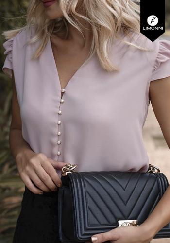 Blusas para mujer Limonni Claudette LI2215 Casuales