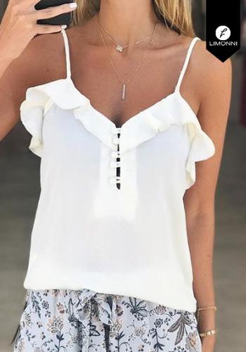 Blusas para mujer Limonni Claudette LI2219 Casuales