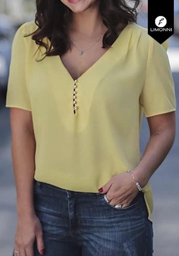 Blusas para mujer Limonni Claudette LI2220 Casuales