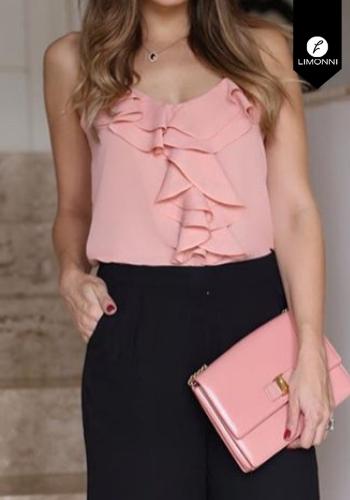 Blusas para mujer Limonni Claudette LI2223 Casuales