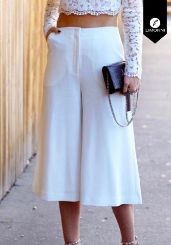 Pantalones Limonni Claudette LI2225 Cortos elegantes