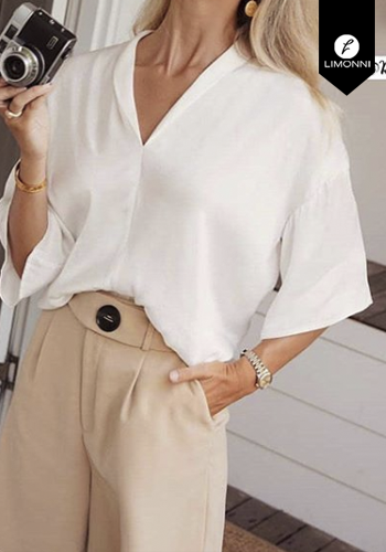 Blusas para mujer Limonni Claudette LI2228 Casuales