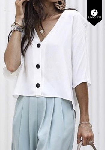 Blusas para mujer Limonni Claudette LI2229 Casuales