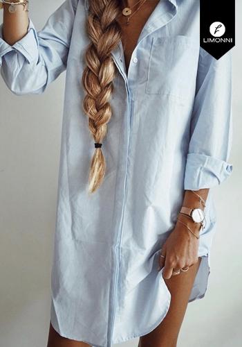 Vestidos para mujer Limonni Claudette LI2242 Cortos Casuales