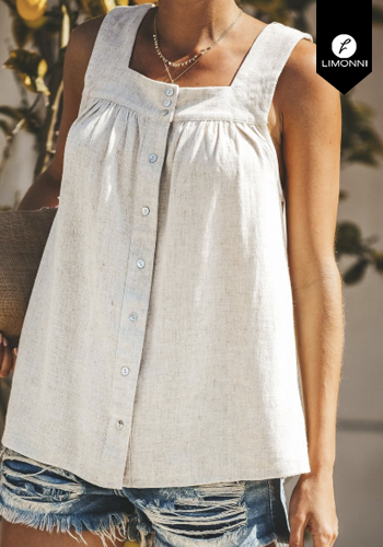Blusas para mujer Limonni Claudette LI2248 Casuales
