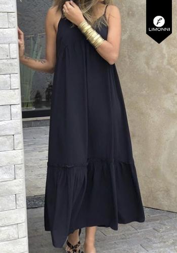 Vestidos para mujer Limonni Claudette LI2251 Maxidress