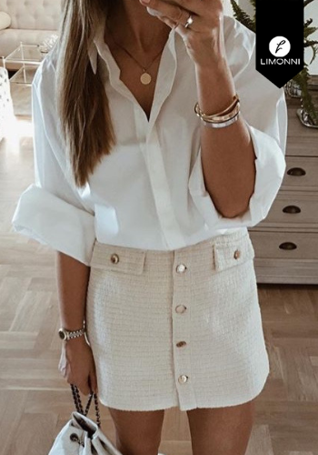 Blusas para mujer Limonni Claudette LI2256 Camiseras