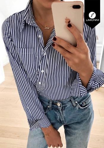 Blusas para mujer Limonni Claudette LI2261 Camiseras