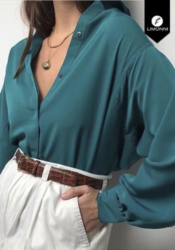 Blusas para mujer Limonni Claudette LI2263 Camiseras