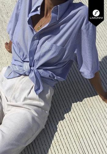 Blusas para mujer Limonni Claudette LI2265 Camiseras