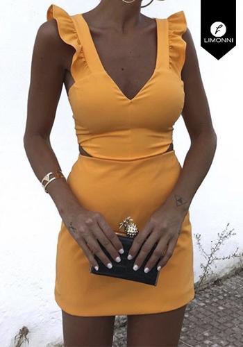 Vestidos para mujer Limonni Claudette LI2271 Cortos elegantes