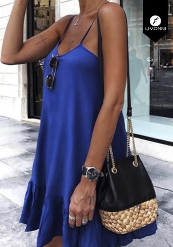 Vestidos para mujer Limonni Claudette LI2273 Cortos Casuales