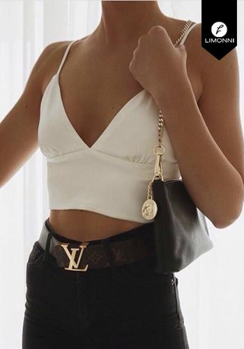 Blusas para mujer Limonni Claudette LI2274 Tops