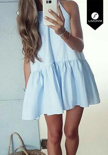 Vestidos para mujer Limonni Claudette LI2287 Cortos Casuales