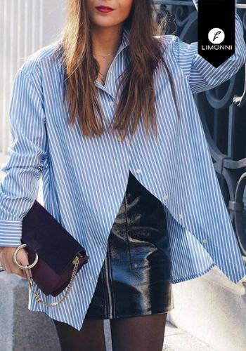 Blusas para mujer Limonni Claudette LI2288 Camiseras