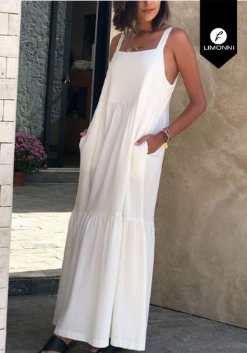 Vestidos para mujer Limonni Claudette LI2290 Maxidress