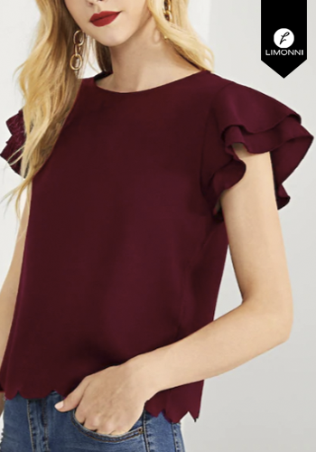 Blusas para mujer Limonni Claudette LI2295 Casuales