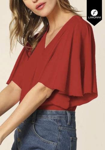 Blusas para mujer Limonni Claudette LI2297 Casuales
