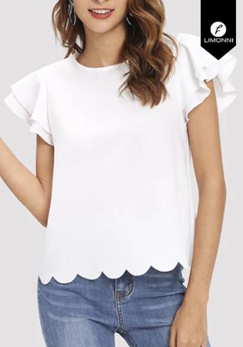 Blusas para mujer Limonni Claudette LI2298 Casuales