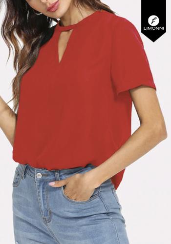 Blusas para mujer Limonni Claudette LI2299 Casuales