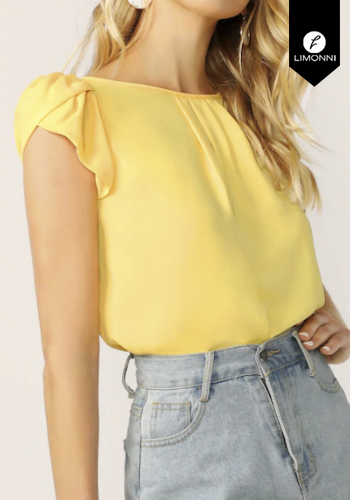 Blusas para mujer Limonni Claudette LI2305 Casuales