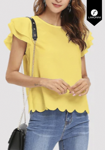 Blusas para mujer Limonni Claudette LI2307 Casuales
