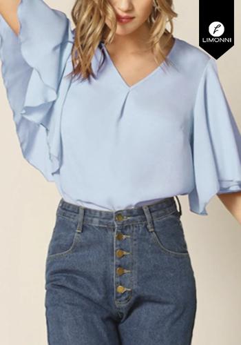 Blusas para mujer Limonni Claudette LI2310 Casuales