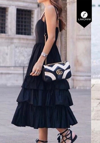 Vestidos para mujer Limonni Claudette LI2312 Largos elegantes