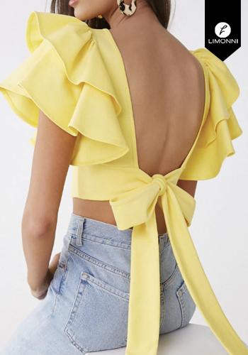 Blusas para mujer Limonni Claudette LI2313 Tops