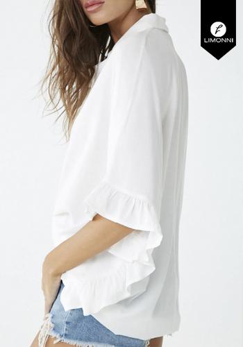 Blusas para mujer Limonni Claudette LI2314 Casuales