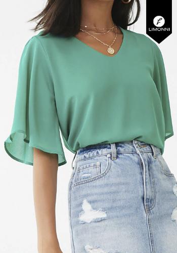 Blusas para mujer Limonni Claudette LI2315 Casuales