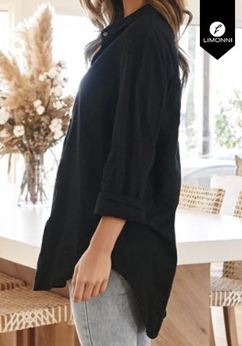 Blusas para mujer Limonni Claudette LI2321 Camiseras