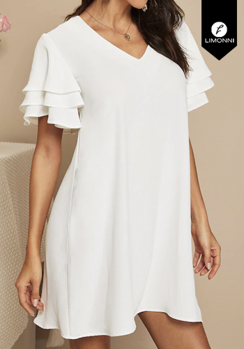 Vestidos para mujer Limonni Claudette LI2325 Cortos Casuales