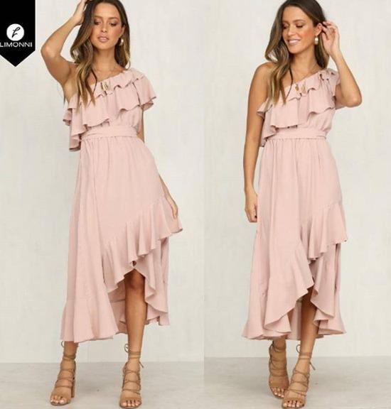 Vestidos para mujer Limonni Claudette LI2333 Largos elegantes
