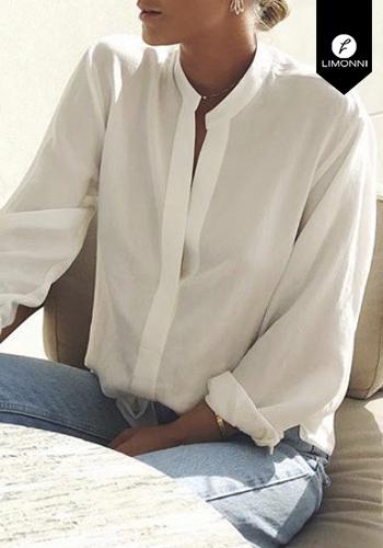 Blusas para mujer Limonni Claudette LI2339 Casuales