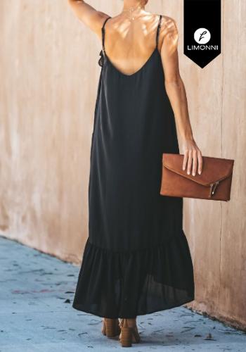 Vestidos para mujer Limonni Claudette LI2341 Maxidress
