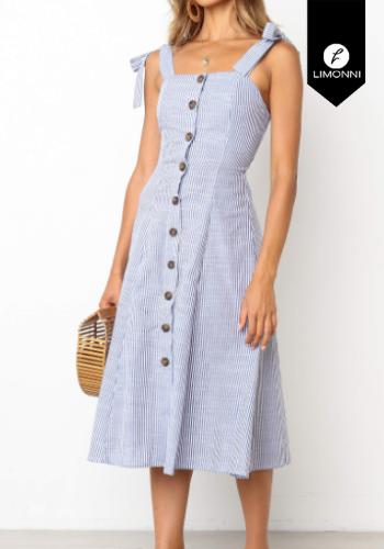 Vestidos para mujer Limonni Claudette LI2344 Largos elegantes
