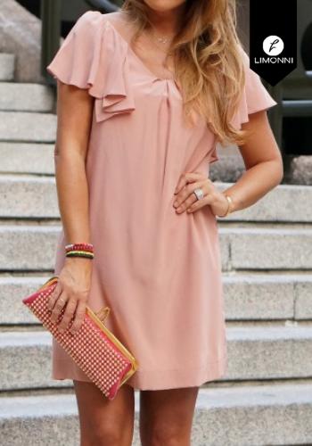 Vestidos para mujer Limonni Claudette LI2345 Cortos Casuales