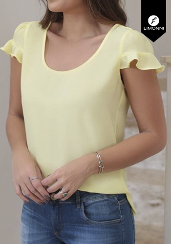 Blusas para mujer Limonni Claudette LI2351 Casuales