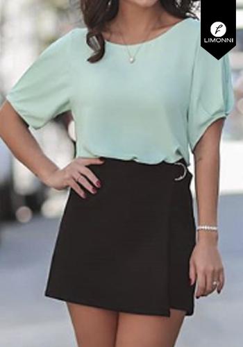 Blusas para mujer Limonni Claudette LI2352 Casuales
