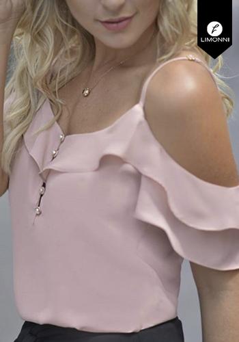 Blusas para mujer Limonni Claudette LI2356 Casuales