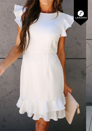 Vestidos para mujer Limonni Claudette LI2360 Cortos elegantes